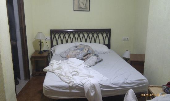Hostal Santa Maria: Habitacion nº8
