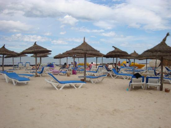 One Resort Monastir : plage