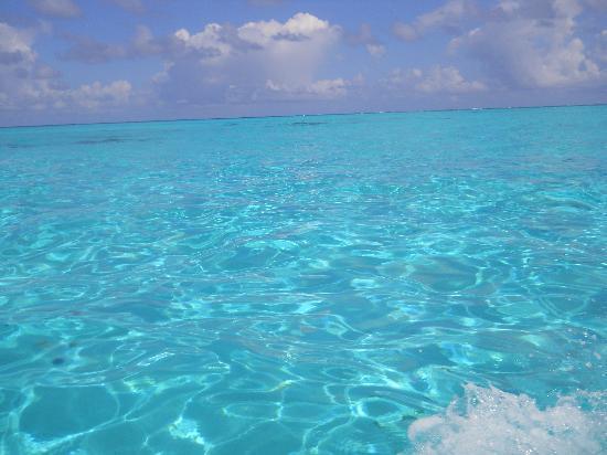 Wyspa San Andrés, Kolumbia: Cayo bolivar: un sueño!
