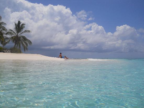 San Andres Island, Colombia: Cayo bolivar: un sueño!
