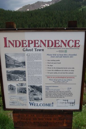 ‪Independence Ghost Town‬