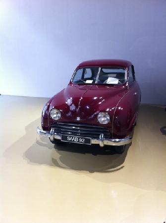 Saab Car Museum: Saab 92