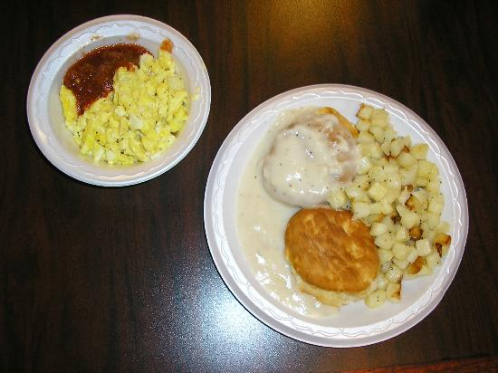 Ramada Austin Central: Continental Breakfast