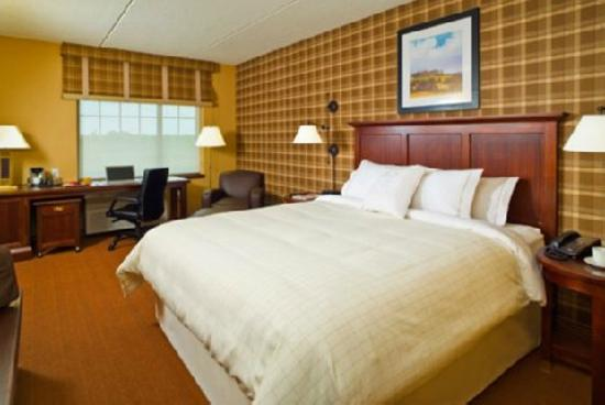 Sheraton Jacksonville: THOSE FABULOUS BEDS !!