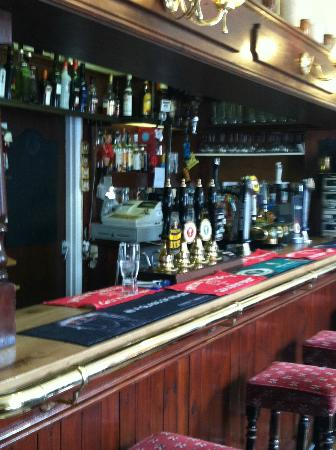The Board Inn: Cosy Pub at The Old Board Inn in Hawes, Yorkshire Dales, UK