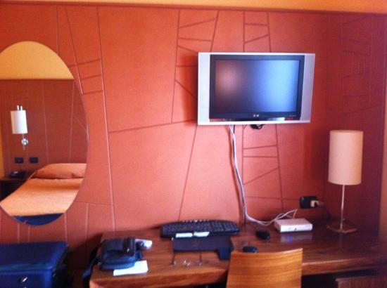Hotel Leon d'Oro: ..single room..