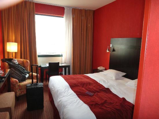 Mercure Bordeaux Chateau Chartrons Hotel : double room