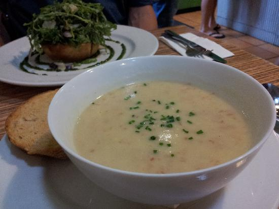 Wattle Cafe: Soup du Jour!