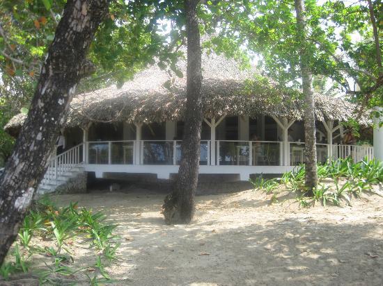 VH Gran Ventana Beach Resort: Snack bar at the beach