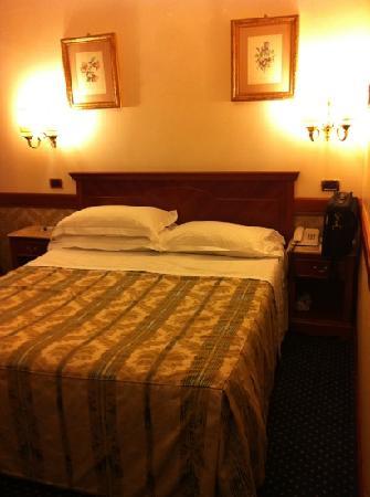 Barberini Hotel: quarto 301