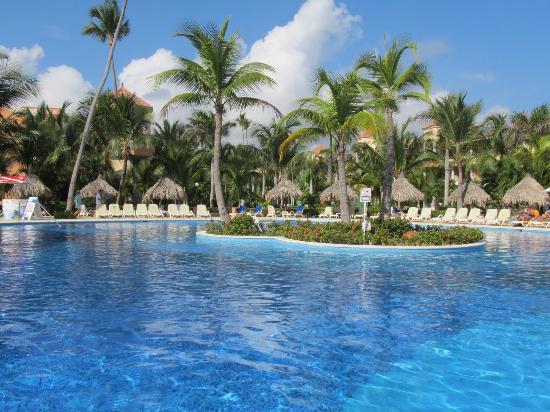 Luxury Bahia Principe Ambar Blue Don Pablo Collection : pool