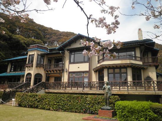 Kamakura, Japan: 文学館(旧前田家別邸)