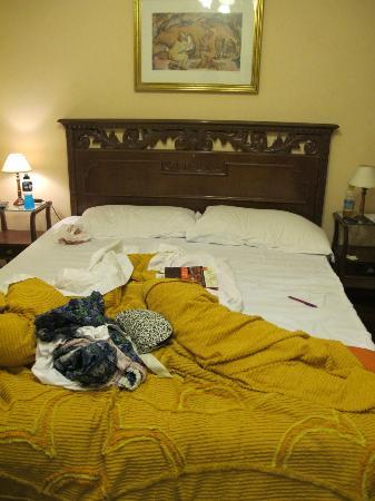 A Casa di Jasmine: disgusting bed