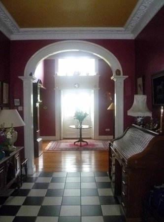 Inside Barraderry Country House