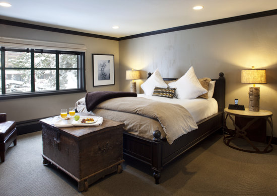 PlumpJack Squaw Valley Inn: Suite guestroom