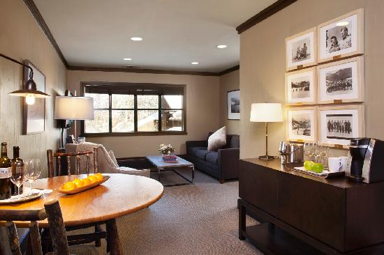 PlumpJack Squaw Valley Inn: Paulsen Suite