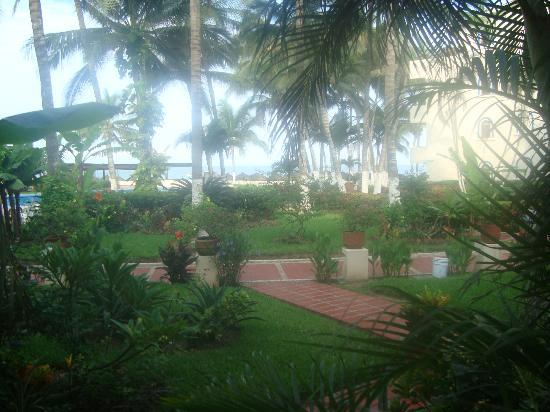 Bahia del Sol Resort: Desde la terraza de mi habitación.