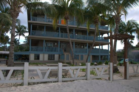 Culebra Beach Villas: The beachfront condos