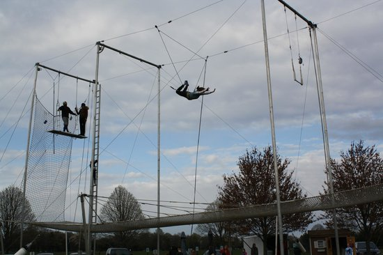 East Meadow, État de New York : Fun for children and adults.  What a great way to instill confidence!