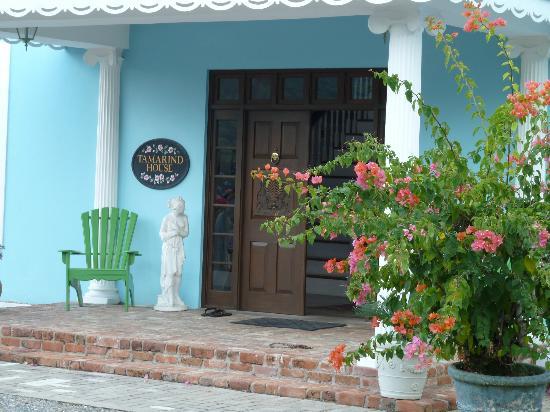 Tamarind Great House: Tamarind
