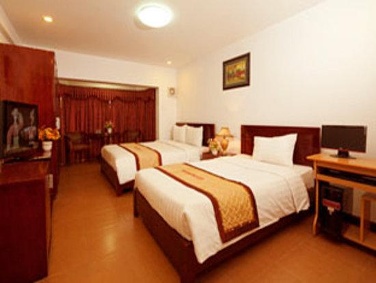 Hanoi Beautiful Hotel : Family room