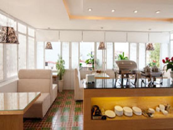 Hanoi Beautiful Hotel : Hotel restaurant