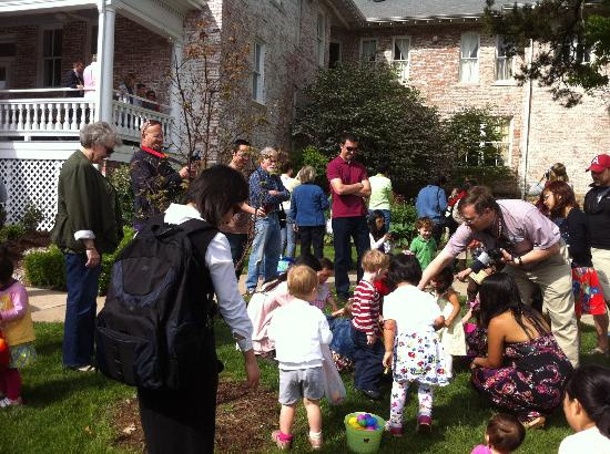 Inn at Carnall Hall: Easter 2012