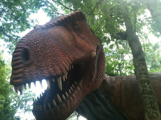 Plant City, فلوريدا: T-Rex!