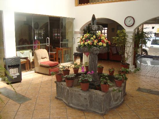 Anden Inca Hotel: recepción