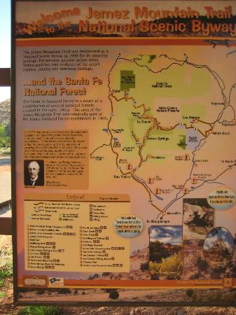 Jemez Mountain Trail - 2012