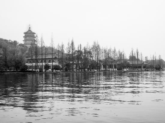 Wyndham Grand Plaza Royale Hangzhou : Lei Feng Pagoda