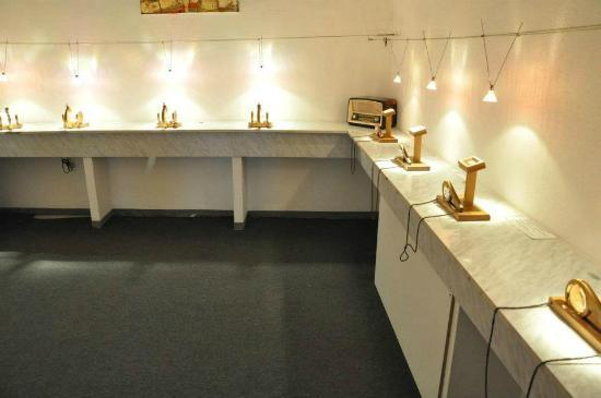 Museum of Miniatures : Various pieces around the museum