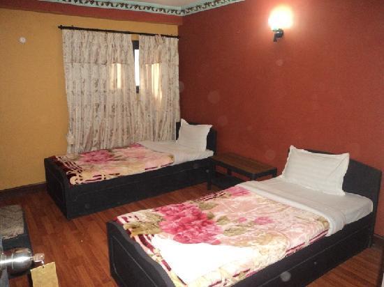 写真ホテル カトマンドゥ テラス枚