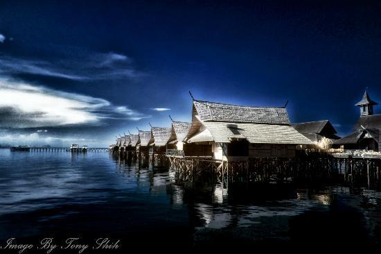 Pulau Sipadan, Malesia: Nice villas
