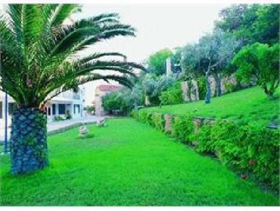Ammon Zeus Hotel: Garden