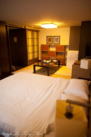Spring City Resort: Japanese style