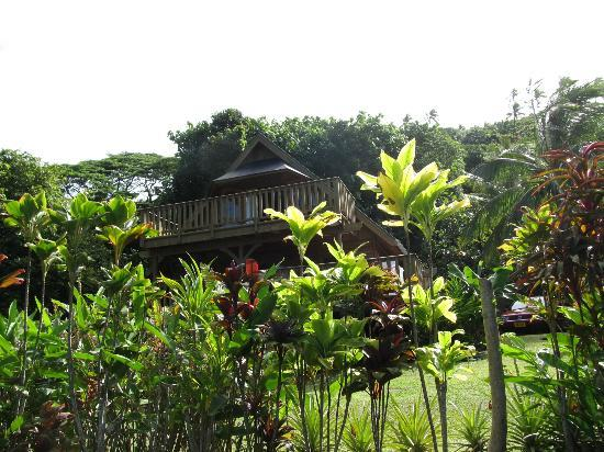 Te Moana Muri: Our villa
