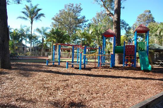 Twin Dolphins Holiday Park: Kids play area