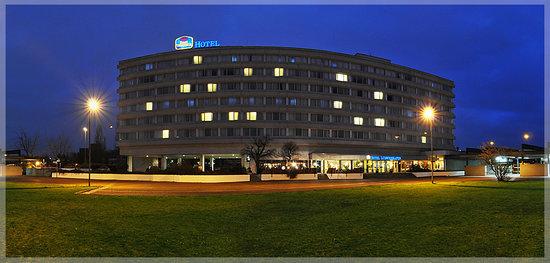 Best Western Leoso Hotel Ludwigshafen : Außenansicht