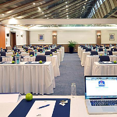 Best Western Leoso Hotel Ludwigshafen : Confereceroom