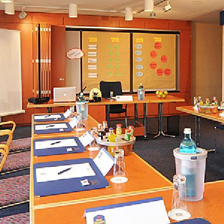 BEST WESTERN Leoso Hotel Ludwigshafen: small conference room