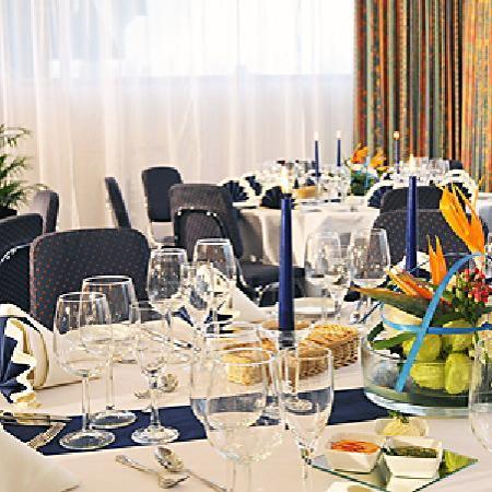 Best Western Leoso Hotel Ludwigshafen : Bankett