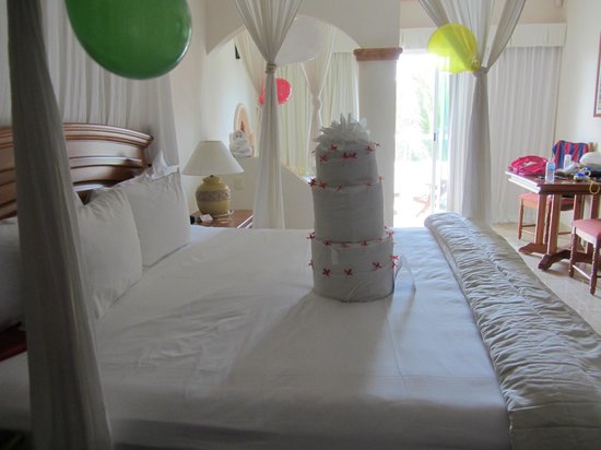 Sensimar Seaside Suites & Spa: My birthday :)