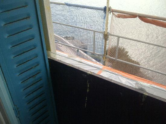 Hotel La Perouse: Room with a view!