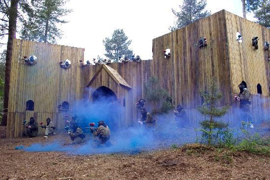 Bawtry Paintball & Laser Fields