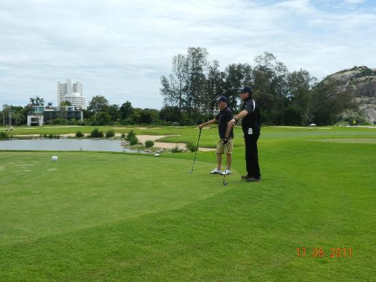 Sea Pines Golf Course: sea pines