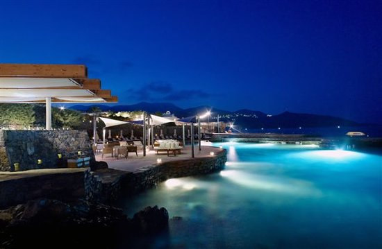 St. Nicolas Bay Resort Hotel & Villas: Bonatsa Jetty Bar