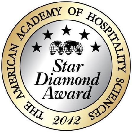 St. Nicolas Bay Resort Hotel & Villas: American Academy of Hospitality Sciences Award
