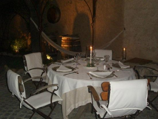 La Bouscatiere: Middag hos familjen Calas