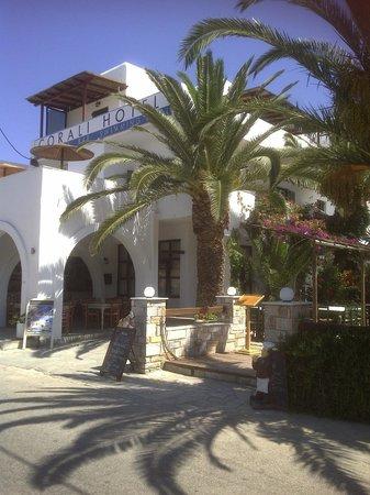 The Corali Hotel: The Corali